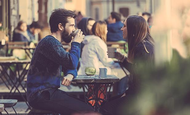 Slik lykkes du på den første daten